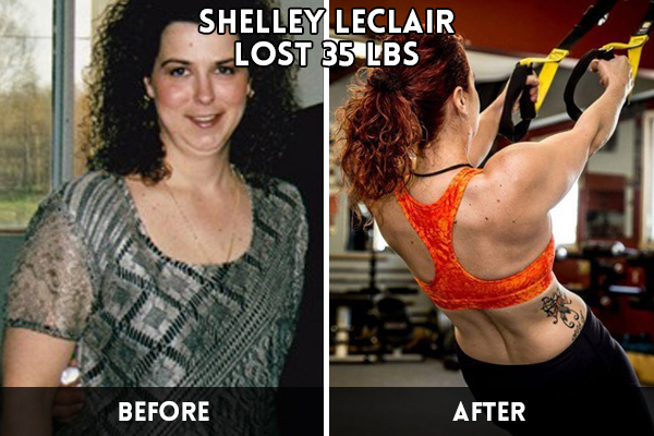 Shelley Leclair's Transformation at Family Kickboxing